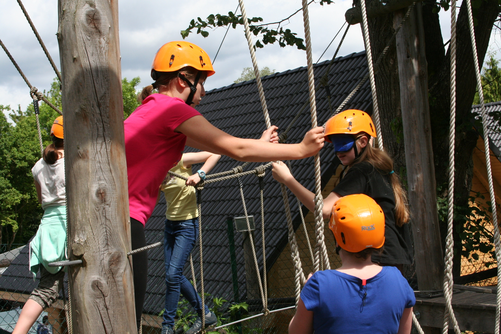 Kletter-Sicherheitsausrüstung für Kinder