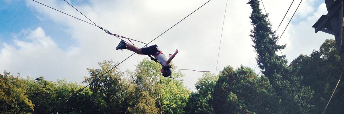Riesen-Schaukel Giant-Swing